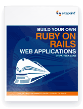Build Your Own Ruby-on-Rails Web Applications